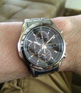 From $74.99 Select Seiko Metal Bracelet Watches @ Amazon