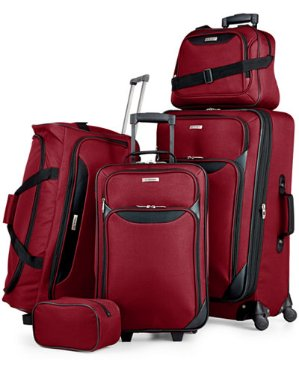 Springfield III 5 Piece Luggage Set