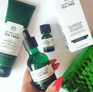 40% Off Tea Tree Collection @ The Body Shop