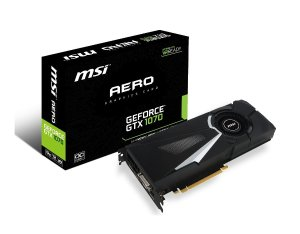 $419.99 MSI GeForce GTX 1070