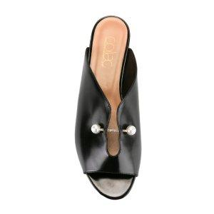 Coliac Pearled Trim Sandals