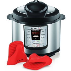 InstantPot IP-LUX60-ENW 6-in-1 Programmable Pressure Cooker 6-Quart 1000 Watt