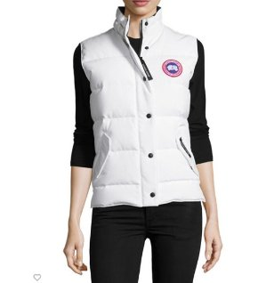 Up to $1200 Gift Card Canada Goose Freestyle Puffer Vest @ Neiman Marcus