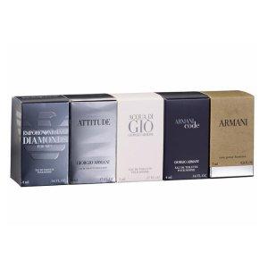 Armani Coffret 5-piece Set