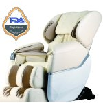 Bestmassage Full Body Shiatsu Massage Chair Recliner Zero Gravity Foot Rest EC77 (Two Colors)