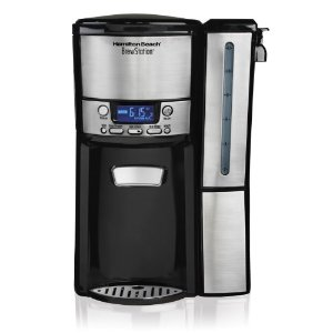 Hamilton Beach BrewStation 12 Cup Dispensing Coffeemaker | Jet.com