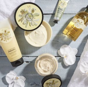 40% Off + Free Shipping Sitewide @ The Body Shop