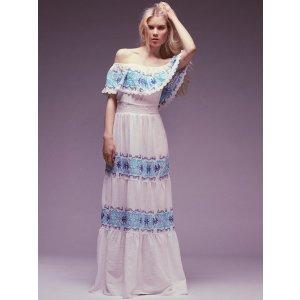 Nightcap Greek Isle Maxi Dress