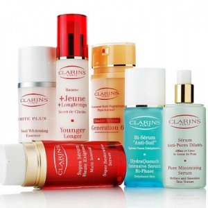Free Moisturizer and Cleanser Duo Gift With Your $75+ Clarins Order @Bon-Ton