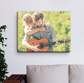 Two 16x20 Canvas Prints for $37.99 16x20 Canvas Print for $23.99 + 85% Off of All Other Sizes @ Easy Canvas Prints