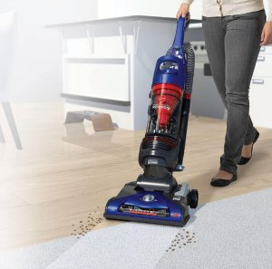$78 WindTunnel 2 Pet Rewind Bagless Upright Vacuum Cleaner with Extended Reach