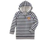 Kid Girl TLC Striped Hooded Tunic | OshKosh.com