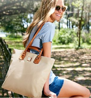 Up to 60% Off + Free Shipping Select Totes @ Dooney & Bourke