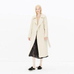 Kava Coat - The Coat Shop - Sandro-paris.com