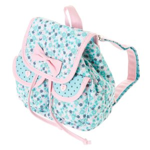 Floral Mini Backpack | Claire's