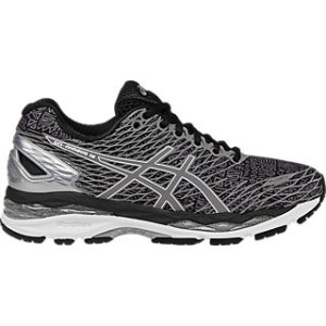 GEL-Nimbus 18 Lite-Show  Women |Black/Silver/Shark