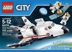 $19.68 LEGO City Space Port 60078 Utility Shuttle Building Kit