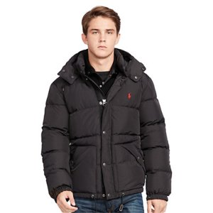 Quilted Down Jacket - Puffers & Down � Jackets & Outerwear - RalphLauren.com