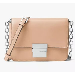 Madelyn Small Leather Messenger