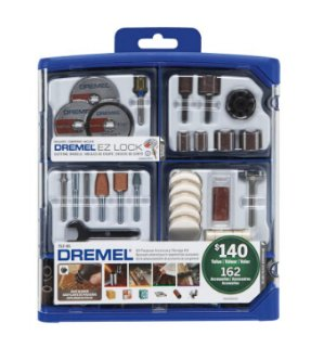 Dremel Rotary Tool Accessory Kit