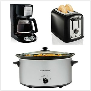 3 For $9.97 After Rebate Hamilton Beach Kitchen Appliances @ Kohl's.com