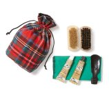 Carrea Travel Shoe Care Kit