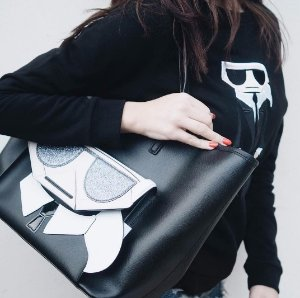 20% Off on Karl Lagerfeld Women's Handbags @ Mybag