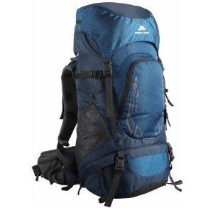 Ozark Trail Hiking Backpack Eagle, 40L Capacity, Blue or Grey