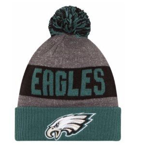 New Era NFL Sideline Sport Knit - Men's - Accessories - Philadelphia Eagles - Multi