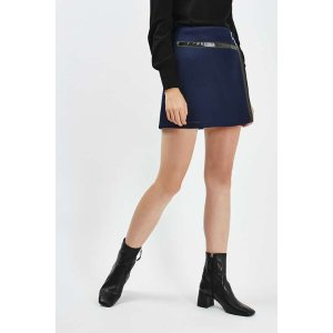 Tape Airtex Skirt - Sale - Sale & Offers - Topshop USA