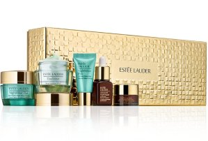 $37.5($91 Value) Estée Lauder 5-Pc. Starting Now Defend by Day, Detox by Night Set @ macys.com