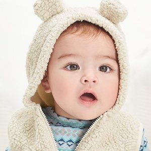 50-70% Off + Extra 20% off $50Free Shipping on Baby and Kid's Clothing @ Carter's