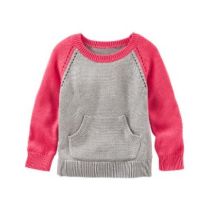 Baby Girl Ski Lodge Sweater | OshKosh.com