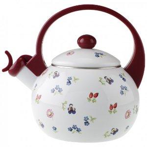 Petite Fleur Kitchen Tea Kettle 67 1/2 oz - Villeroy & Boch