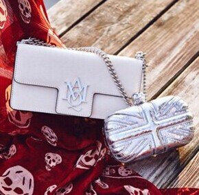 Up to 47% Off Alexander McQueen Handbags & Accessories On Sale @ Rue La La