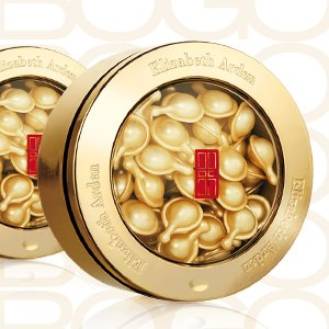 First Time Ever! Two for One FLASH!Buy 1 Ceramide Capsules Daily Youth Restoring Serum 60 Piece & Get 1 Free @ Elizabeth Arden
