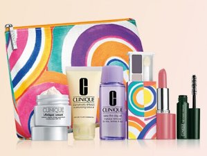 Free 7-pc Gift ($70 Value) with any $27 Clinique purchase @ Lord & Taylor