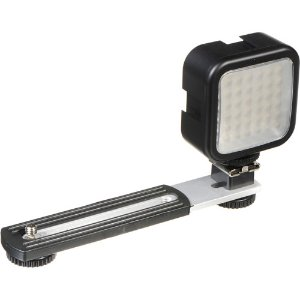 $12.99 Sima 36-LED On-Camera Light