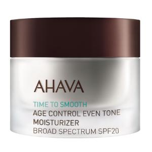 AHAVA Age Control Even Tone Moisturizer Spf 20 | BeautifiedYou.com