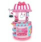 小公举的最爱!$79.99 Hello Kitty 玩具咖啡屋