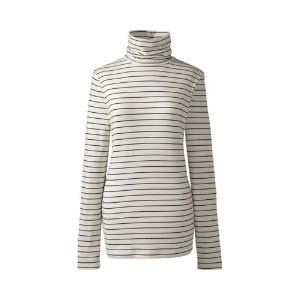 Women's Shaped Layering Turtleneck