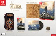 $99.99New Release: The Legend of Zelda Breath of Wild Special Edition