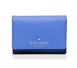 From $40.5 Wallets Sale @ kate spade new york