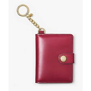 Leather Photobook Key Charm | Michael Kors