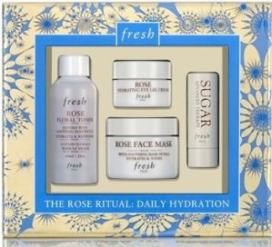 $68($94Value) Fresh® Rose Ritual Daily Hydration Collection (Limited Edition) @ Nordstrom