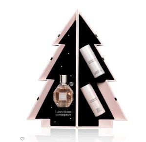 $120Viktor & Rolf Limited Edition Flowerbomb Tree Holiday Gift Set