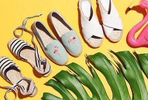 Dealmoon Exclusive: Up to 40% Off +  Extra 25% Off Soludos Women Shoes Purchase @ Bloomingdales