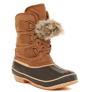 Arctic Plunge | Addy Faux Fur Lined Boot | HauteLook