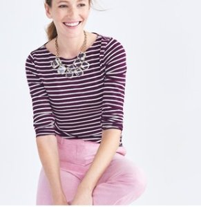 Extra 50% OFF Clearance @ J.Crew Factory