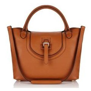Designer handbags - halo tan - meli melo Black friday